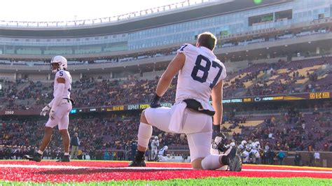 Freiermuth is chasing his NFL dreams while leaving a ...
