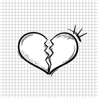 corazon roto fotos  vectores gratis