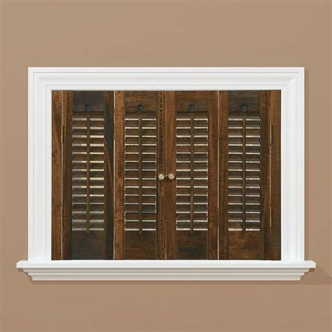 real wood interior window plantation shutters shutter