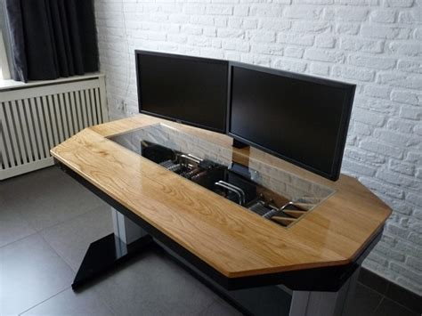 un magnifique ordinateur int 233 gr 233 dans un bureau sur mesure niko pik