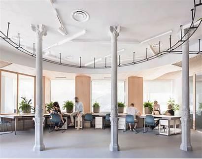 Enorme Studio Xeito Madrid Cocina Investments Comedor