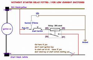 30 Push Button Starter Switch Wiring Diagram
