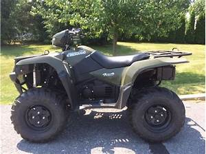 2014 Suzuki King Quad 750 Motorcycles For Sale
