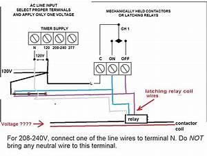 277 Volt Lighting Wiring Diagram