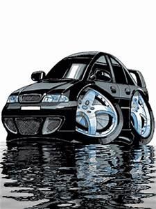 Black funky animated car wallpaper