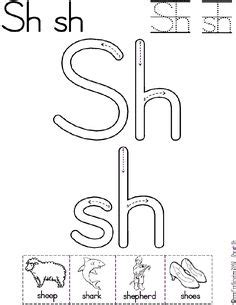 sh worksheets images preschool speech language