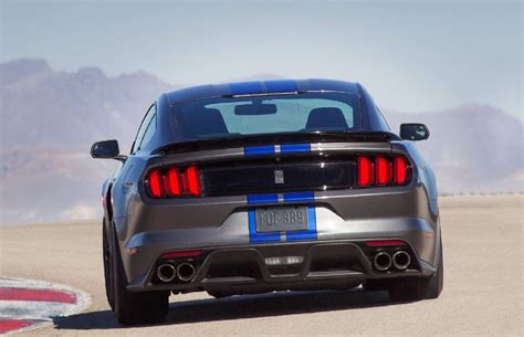 2018 Mustang Changes by 2018 Ford Mustang Shelby Gt350 Release Date Price Specs