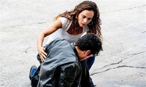 Queen of the South star Alice Braga shares snap of hand ...