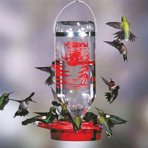 duncraft com best 1 hummingbird feeder 32 oz