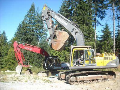 excavatorbulldozer  rental