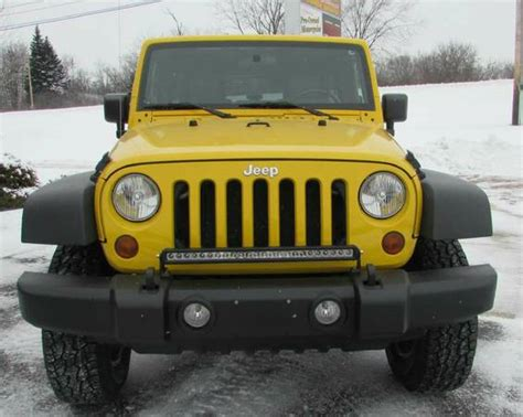 2009 Jeep Wrangler Unlimited X For Sale in Big Bend, Wisconsin