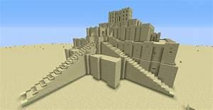 Ziggurat of Ur Minecraft Project