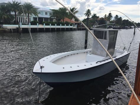 Sea Vee Boats Linkedin by 1977 Used Sea Vee 25 Center Console Fishing Boat For Sale