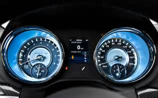 2014 Chrysler 300 Instrument Cluster