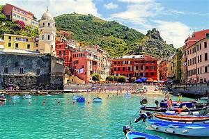 Vernazza · Cinque Terre · Liguria · Italian Riviera