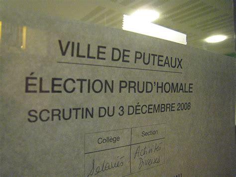 elections prud homales 224 puteaux j ai pr 233 sid 233 un bureau de vote monputeaux