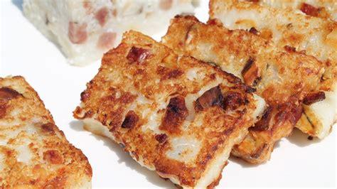 chinese turnip cake dim sum morgane