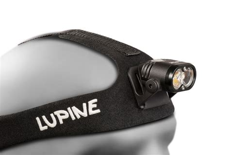 lupine piko rx duo 1800lumens le frontale rechargeable m 233 ga puissante et ultra l 233 g 232 re