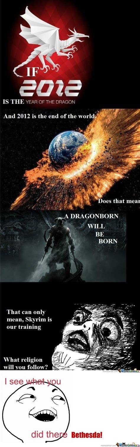 Dragonborn Meme - 2012 dragonborn memes best collection of funny 2012 dragonborn pictures