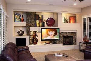 Custom Entertainment Centers on Pinterest