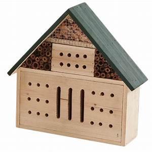 Abri à Insectes : maison pour insectes des jardins abri insectes ~ Premium-room.com Idées de Décoration