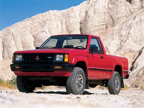 Mitsubishi Trucks by 1986 1996 Mitsubishi Mighty Max Review Top Speed