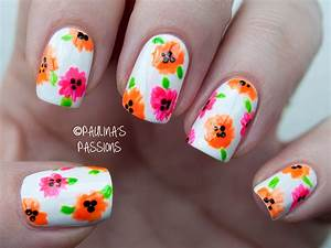 summer neon nails Archives