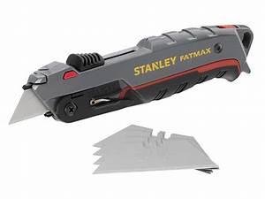 Stanley Fat Max : stanley sta010242 fatmax safety knife ~ Eleganceandgraceweddings.com Haus und Dekorationen