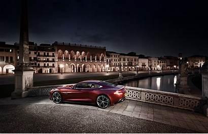 Aston Martin Vanquish Gorgeous Widescreen Zq5 Luxury