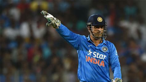 mahendra singh dhoni  cricket world cup