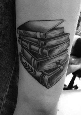 The Book Tattoo: One Of The Most Creative Tattoo Designs