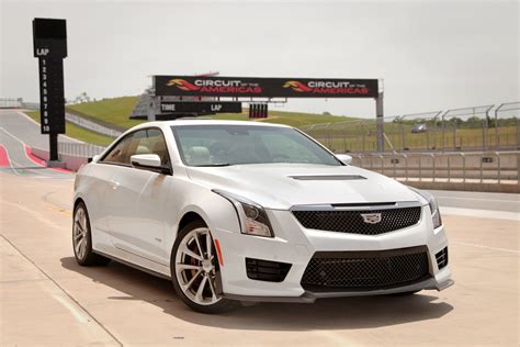 Cadillac Ats V First Drive Video