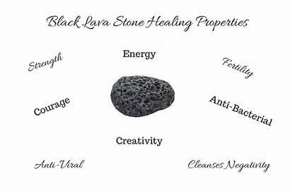 Lava Stone Properties Healing Bracelets Bead Designs