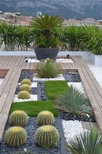 terrasse contemporaine a marseille creation d39une With photo amenagement terrasse exterieur 0 l206le verte realisations