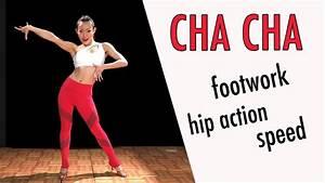 Intermediate Cha Cha Steps - Cucaracha  U0026 Turn Dance Tutorial