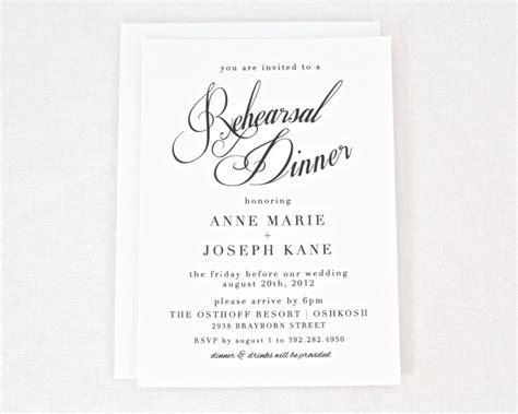 Invitation Letter For Business Dinner Sample