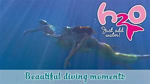 Beautiful Diving Moments      H2o