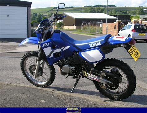 2003 Yamaha Dt 125 Motozombdrivecom