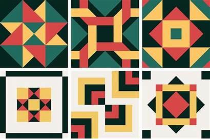 Geometric Patterns Portuguese Ai