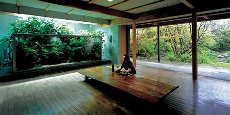 japanese aquascape legendary aquarist takashi amano aquarium architecture