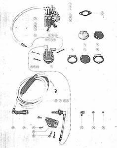 Mercury Mark  U0026 Kiekhaefer Mark 20h Carburetor  U0026 Fuel Pump