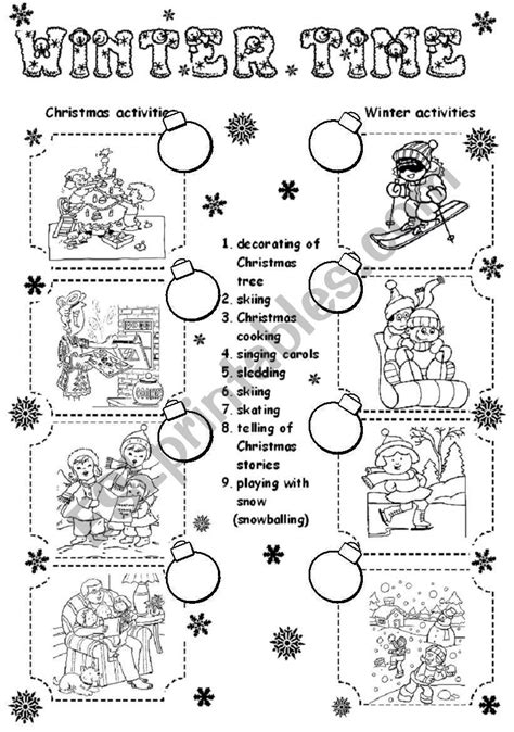 put  correct number  activity    christmas