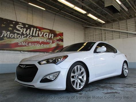 Hyundai Genesis 2014 For Sale by Hyundai Genesis Coupe For Sale Carsforsale