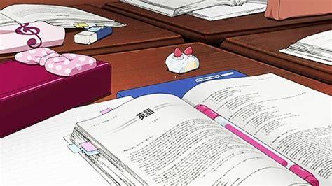 studying the anime way aesthetic anime anime scenery