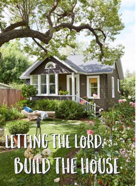 build my house church of god