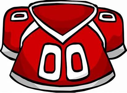 Football Clipart Shirt Jersey Transparent Webstockreview Found