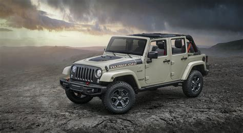 red jeep wrangler unlimited 2017 jeep wrangler rubicon recon adds more robust hardware