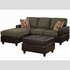 Nice Sofas For Cheap #3 Sectional Sofa With Ottoman