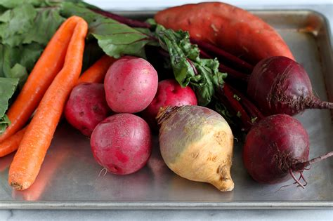 Roasted Rosemary Root Vegetables  The Pioneer Woman