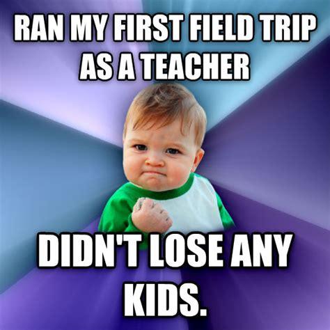 School Trip Meme - livememe com success kid